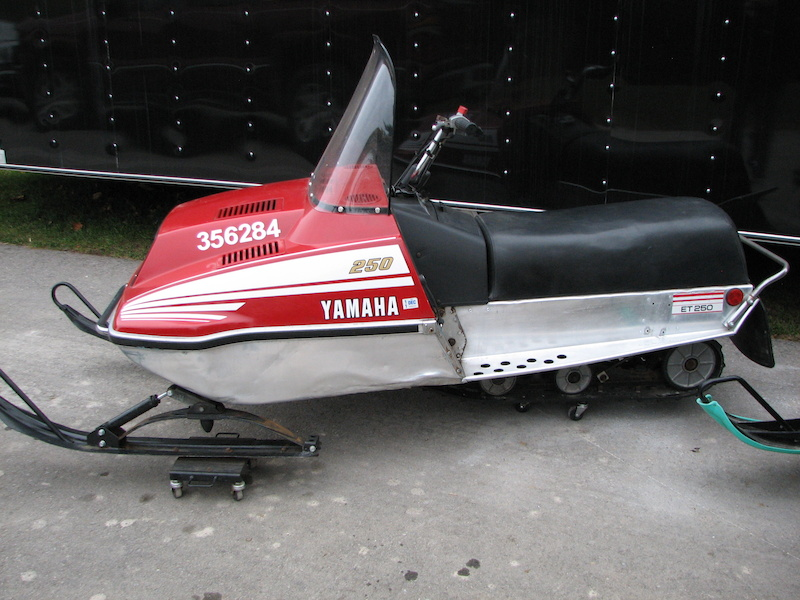 Yamaha Enticer  For Sale