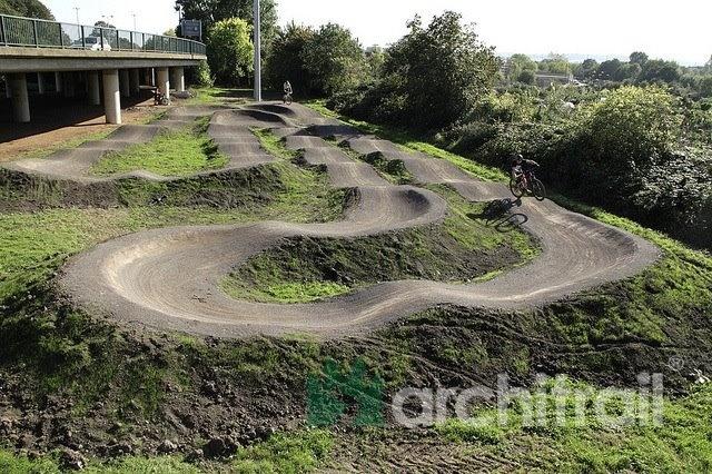 Backyard Bmx Pump Track : DMR Pump Track Challenge  Bristol, England  Pinkbike