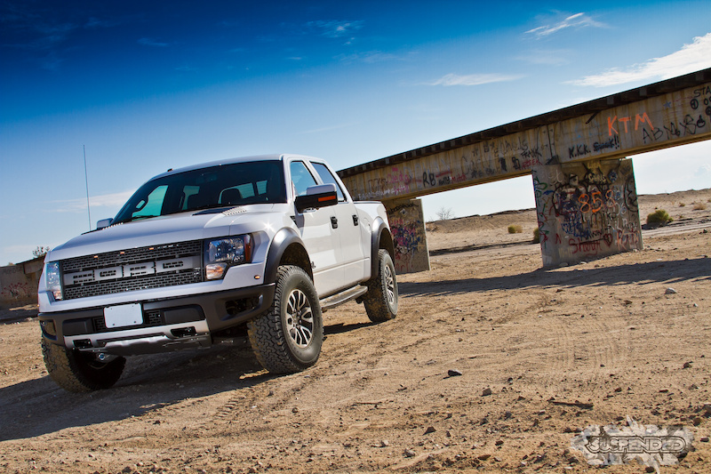 New 2012 Ford F-150 Raptor SVT