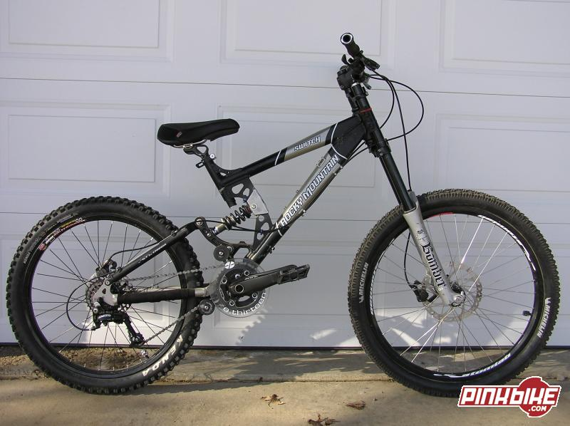 2002 Rocky Mountain Switch Size 16 5 For Sale