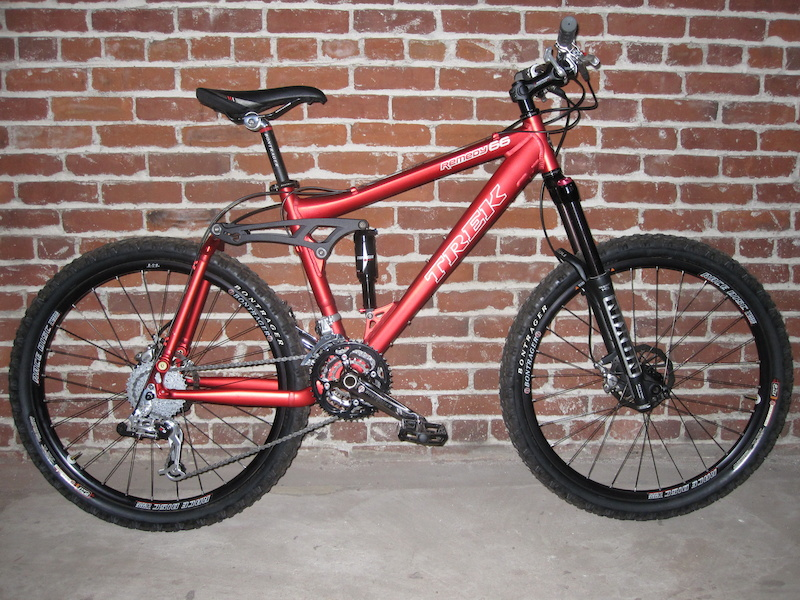 "2006 Trek Remedy 66 17.5"" LIKE NEW For Sale"