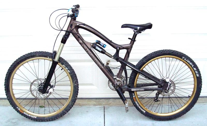 2006 Santa Cruz Nomad M For Sale