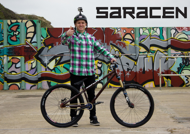 Blake Samson join Saracen for 2012
