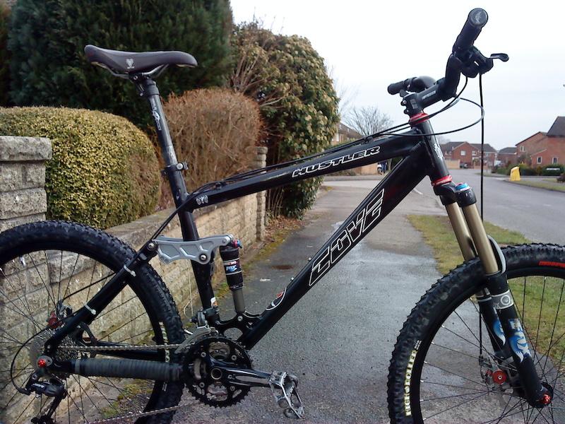 She certainly Cove hustler bike
