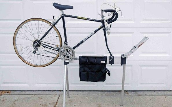 Blackburn Workhorse With Truing Stand For Sale