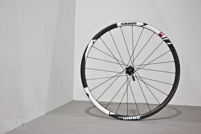 SRAM Rise 60 wheels - Taipei Cycle Show 2012
