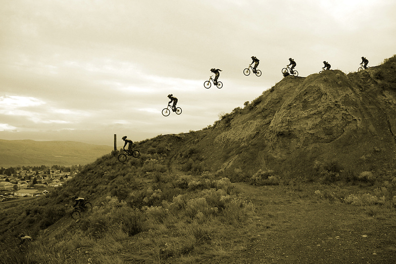 Sending it way back in the day