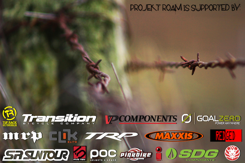 Projekt Roam 2012 sponsors. Check out more @ www.projektroam.com