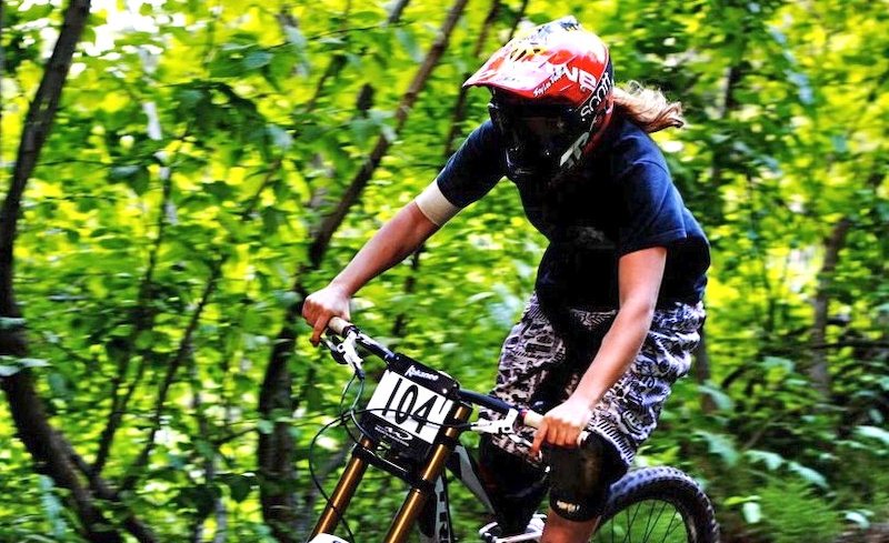 Casey hopes to build on her successes at Crankworx this year.