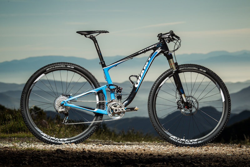 Anthem X Advanced 29er side shot