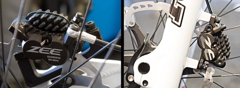 ZEE caliper details