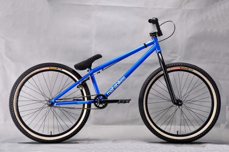 Blackjack bicycle wheels