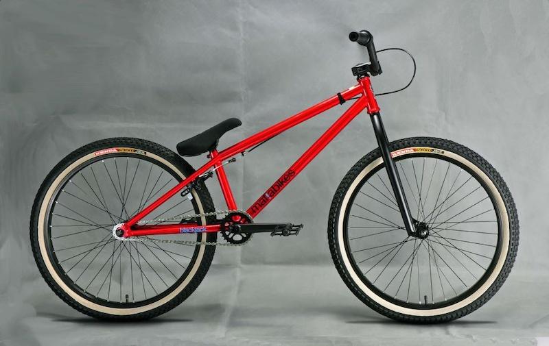 Blackjack bicycle