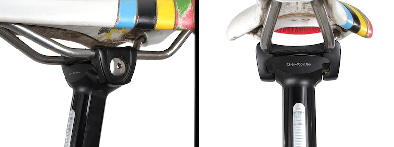Crankbrothers Kronolog saddle clamp