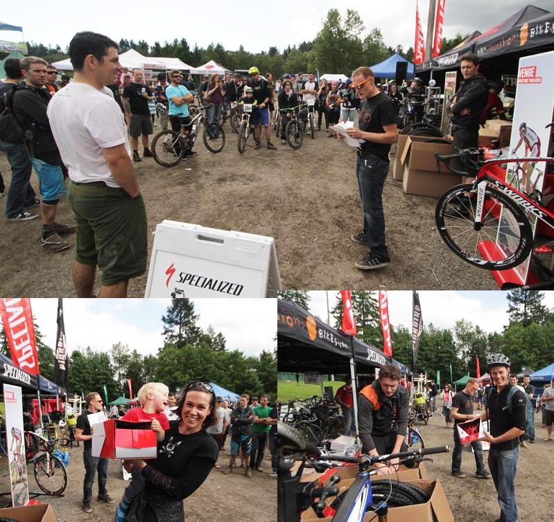 Presentation of prizes following the race http www.northshoreripper.com trilogy euro-enduro - June 9 2012 MEC BikeFest http blog.mec.ca events mec-bikefest mec-bikefest-north-vancouver