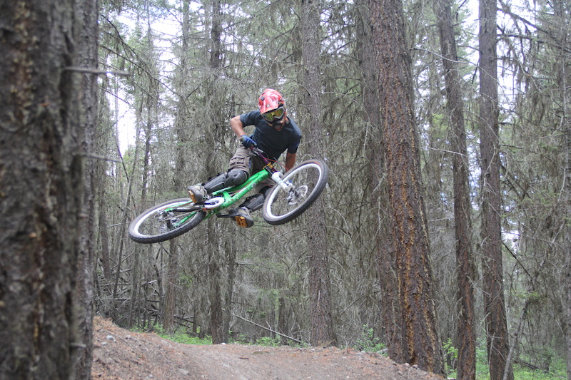 ripping in williams lake.
