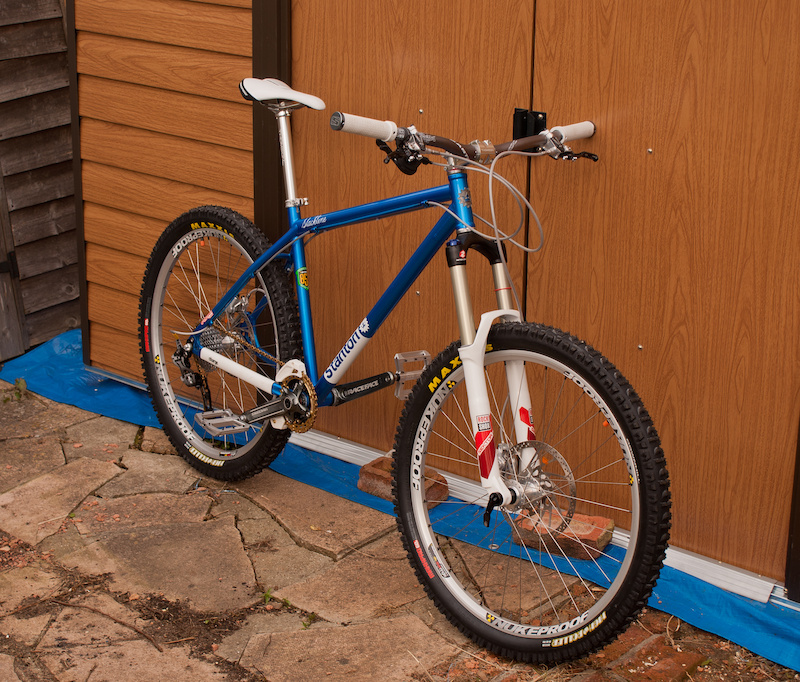 Show Your All Mountain Bike