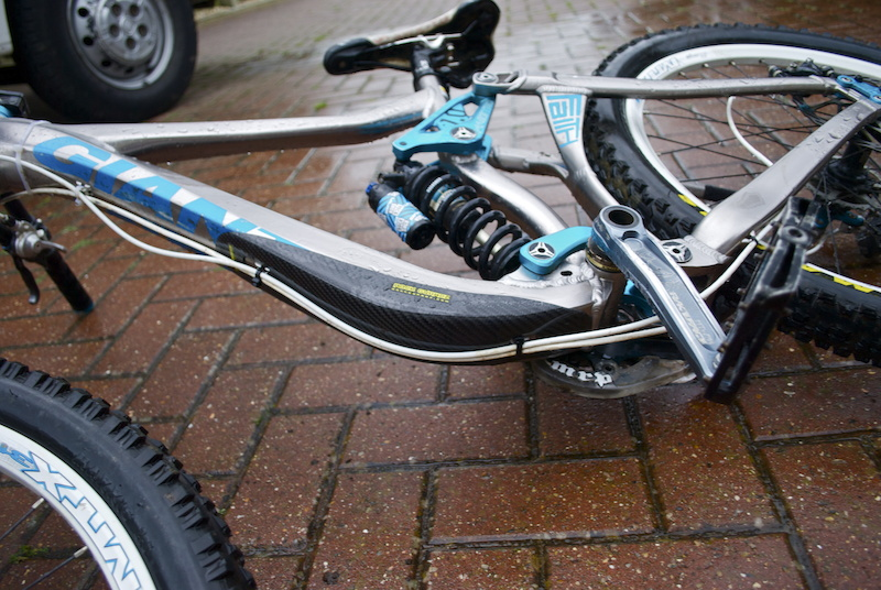 Carbon Fiber Frame Protector For Downtube Pinkbike Forum