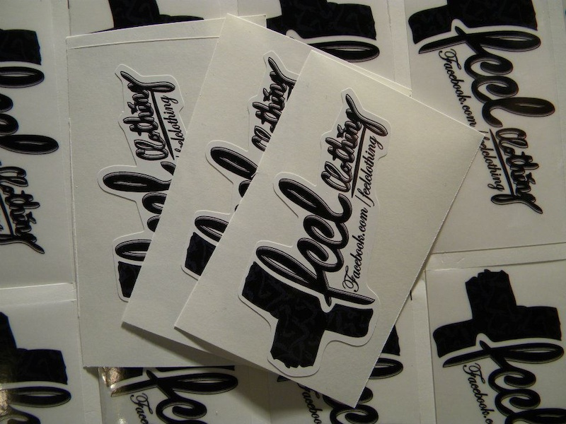 Check out the stickers on: