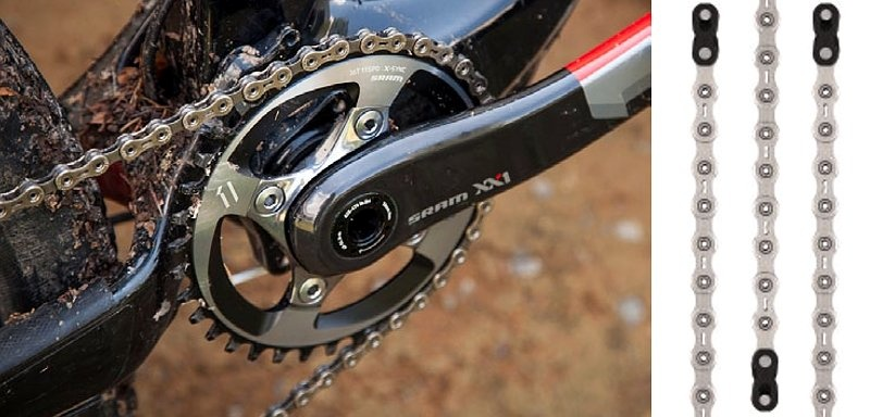 SRAM XX1 11 speed chain