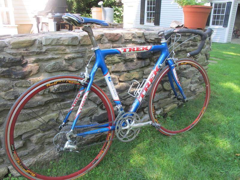 Trek United States Postal Service Usps Carbon Road Bike 56