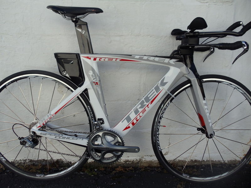 2011 Trek tri Speed Concept 9.5 medium brand new road bike ...