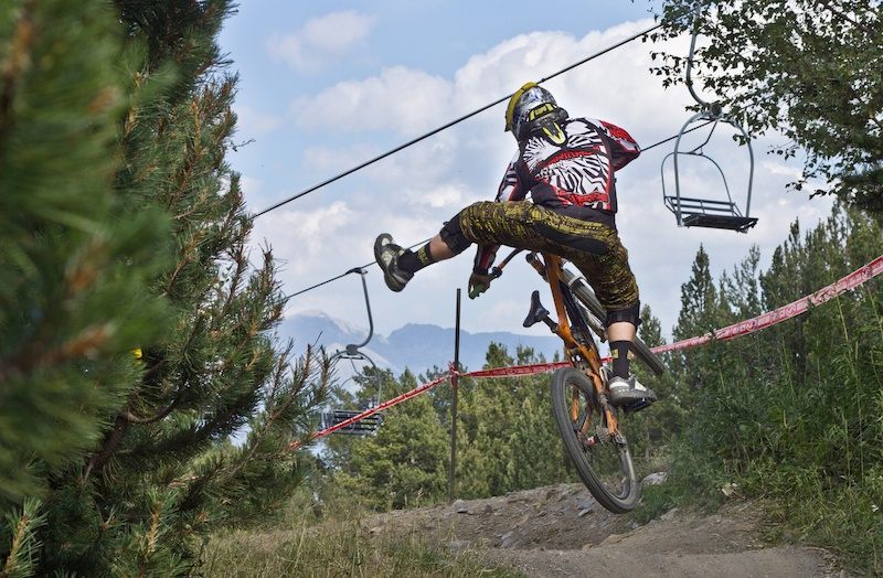 Pic of my holidays in Vallnord Bike Park
