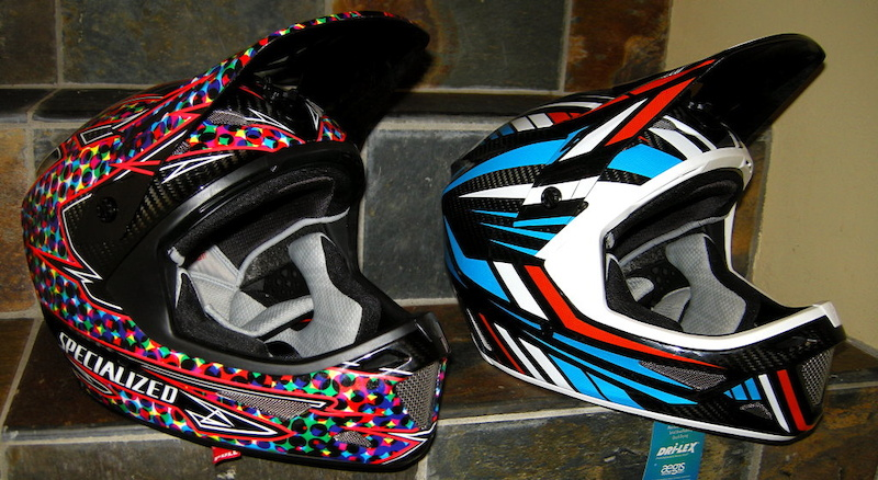 Specialized Dissident Full face colorways