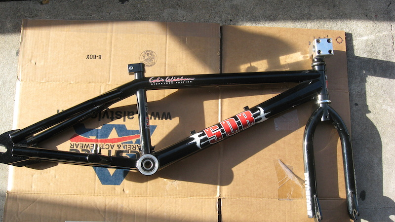 2000 Dk Sob S O B Bike Profile Primo S Amp M Parts For Sale
