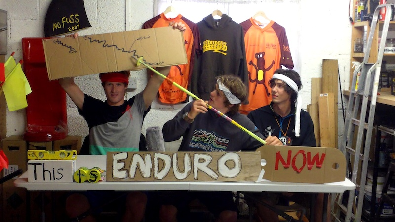 This is enduro now press release