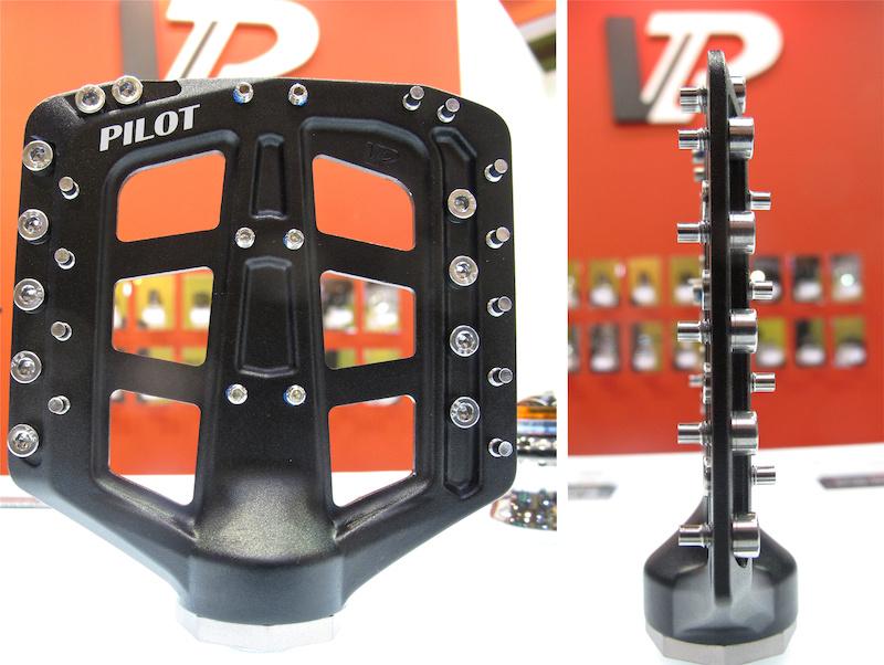 VP Pilot pedal