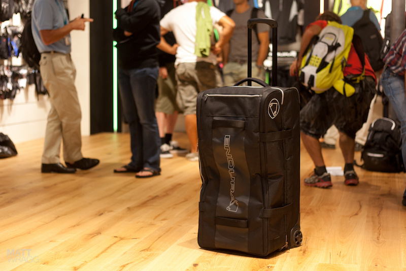 Endura luggage.