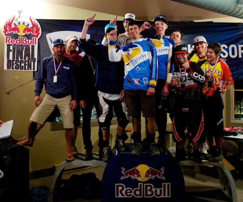 Red Bull Final Decent- Winter Park 2012