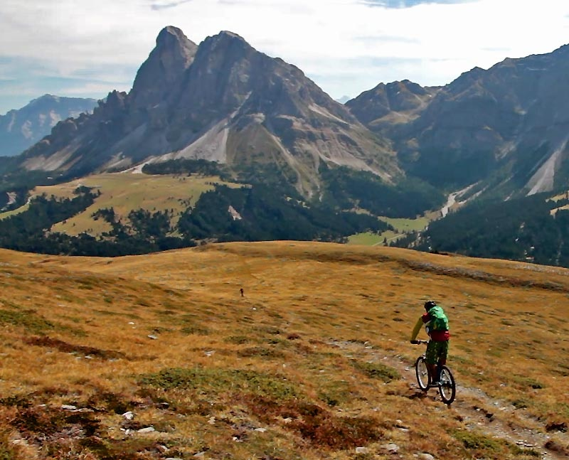Dolomites descents