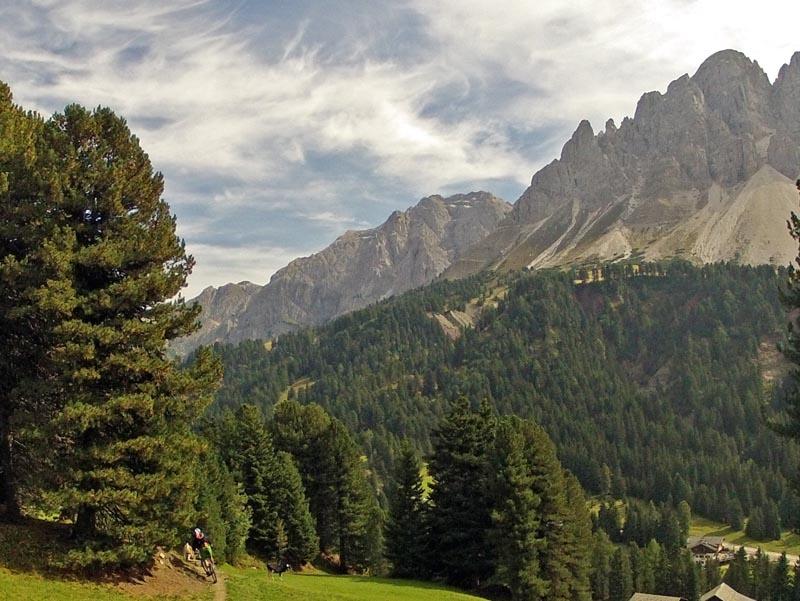 More Dolomites views