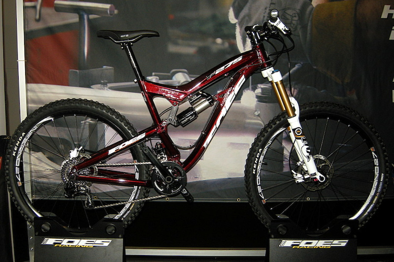 Foes Racing F275 was one of the heavy hitters in the mid-size wheel category