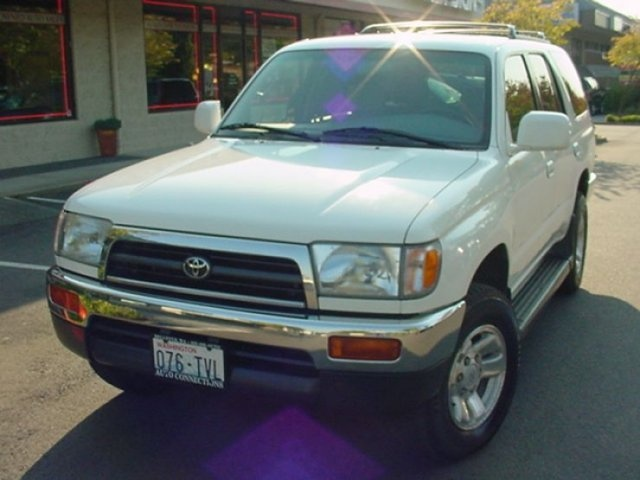 1997 toyota 4runner sr5 v6 73k miles 5 speed manual 4x4 for sale. Black Bedroom Furniture Sets. Home Design Ideas
