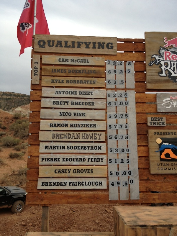 rampage qualifiers - final photo by Colin Meagher