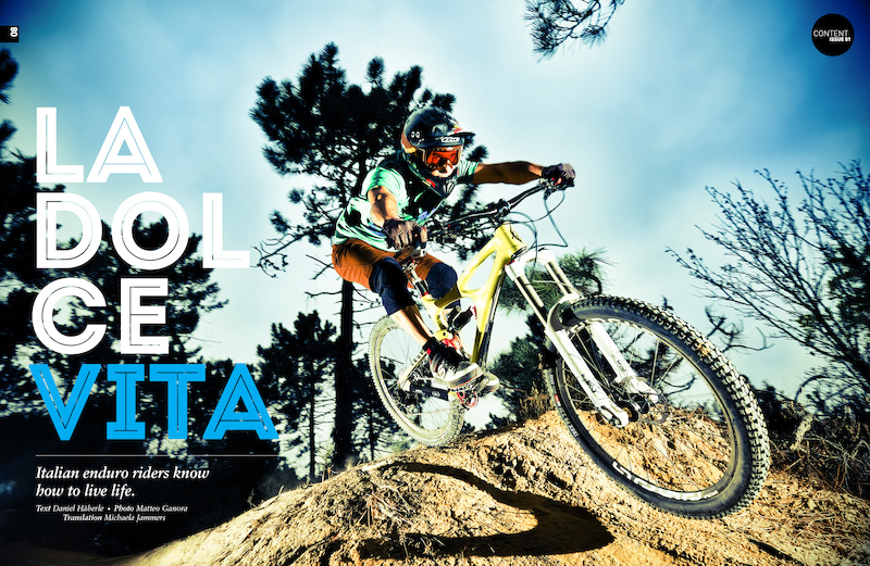 WWW.ENDURO-MTB.COM Enduro Mountainbike Magazine is a free digital magazine that comes out 6 times per year with great editorial content amazing pictures amp the most aesthetic design.