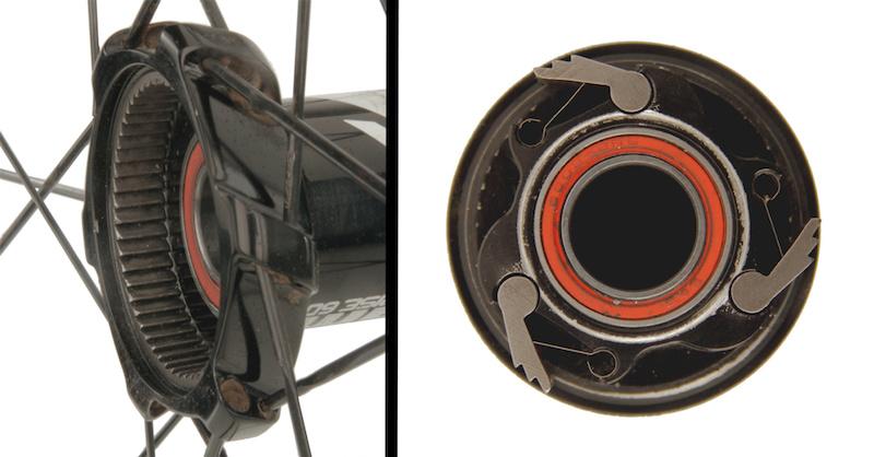 SRAM Rise 60 29er wheels
