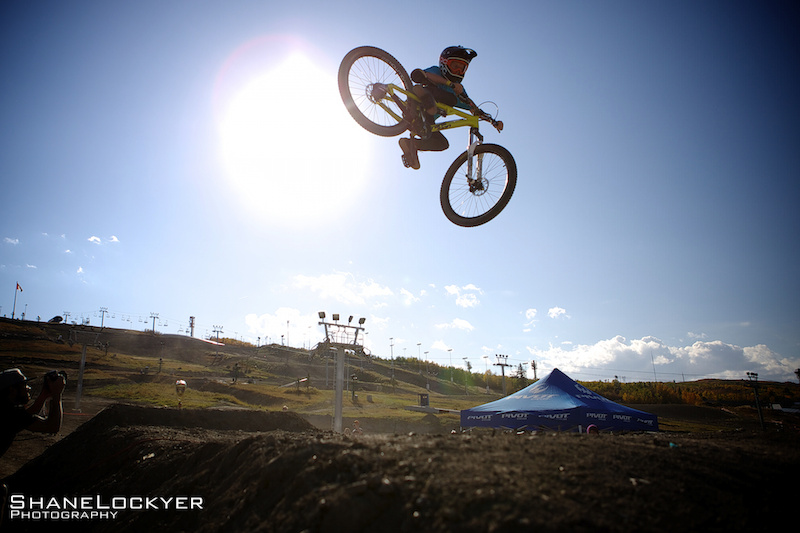 Winner of Best Trick and Best Whip-not-brought-back Photo Shane Lockyer
