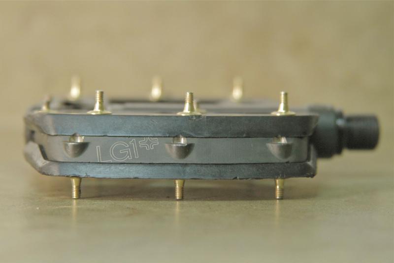 e.13 LG1 pedals