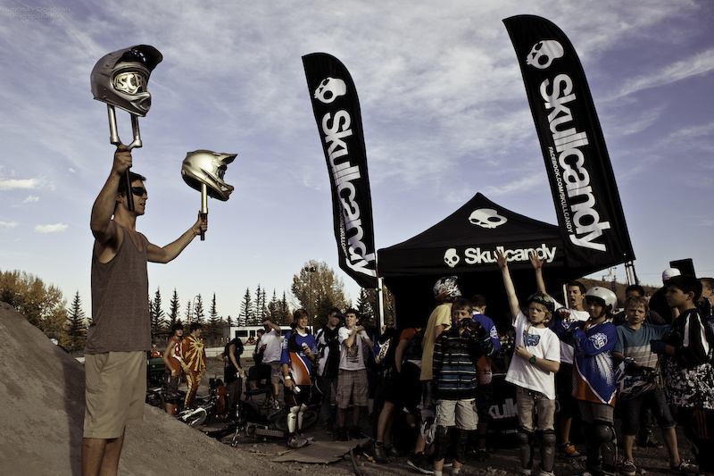 Who likes these trophies Two little shredders Lindsay Donovan Photography