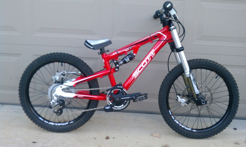 Scott Spark Jr 20 Dh Ready Price Drop For Sale