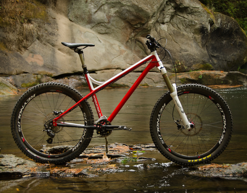 Production Privee Shan Review Pinkbike