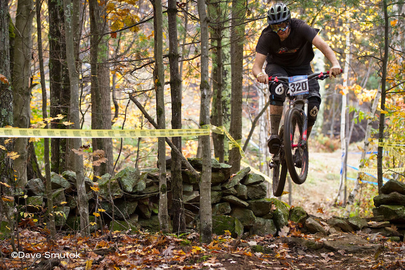 Press images from the Highland Park Overmountain race