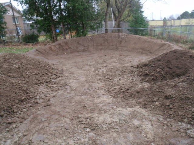 how to build a mini bmx track