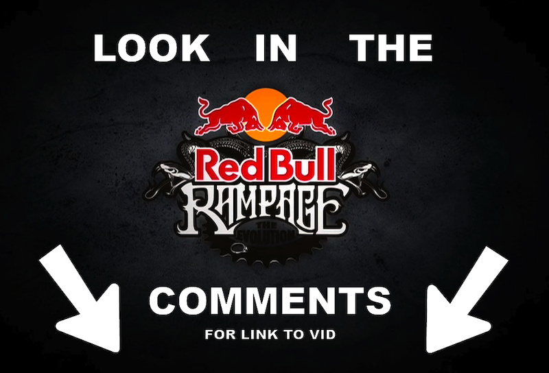 "Look in the comments for a link posted by me, ""ExiTwelve"", and follow it to the RedBull site to view my entry, Jeffrey Smith, in the Rampage Teaser contest that is going on right now. If you watch it and like what you see, then feel free to click the ""VOTE"" button to the right of the video! Thanks for checking it out!"