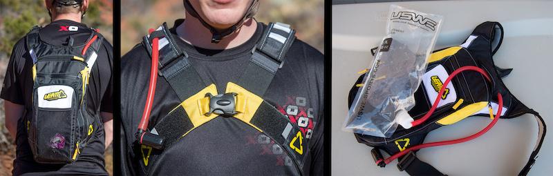 Leatt backpack