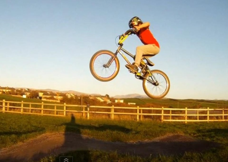 Seascale United Kingdom  city photos gallery : Adam Suddaby at Seascale BMX track in Keswick, United Kingdom photo ...